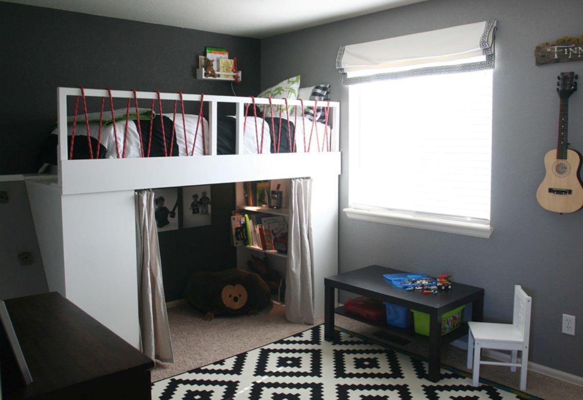 Προτάσεις για παιδικό δωμάτιο
